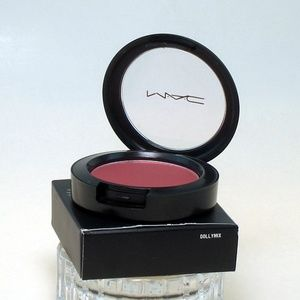 MAC Sheertone Shimmer Powder Blush Dollymix (Pink)